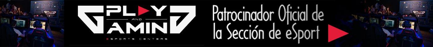 PAUSE & PLAY - Patrocinador Oficial de la Sección de eSport