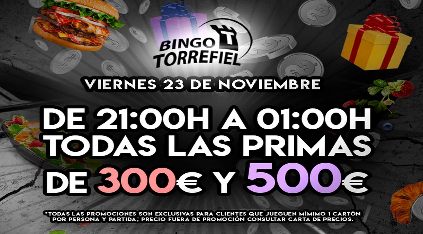 Bingo Torrefiel