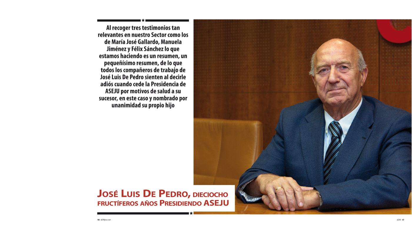 José Luis de Pedro