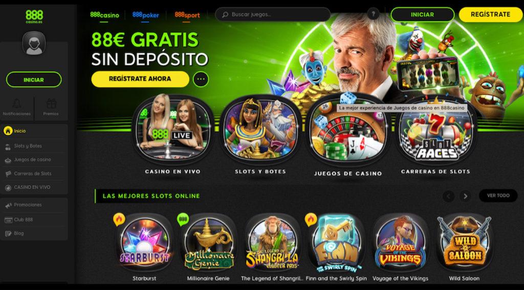 888 casino 2019