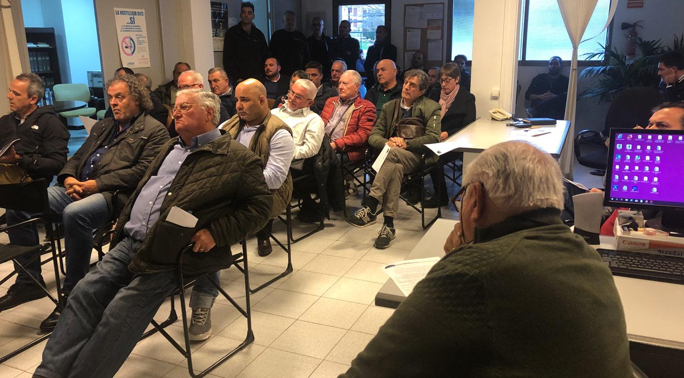 El Sector Balear reunido en la Asamblea General de ACOMAR acuerda ... 5fda2649d12