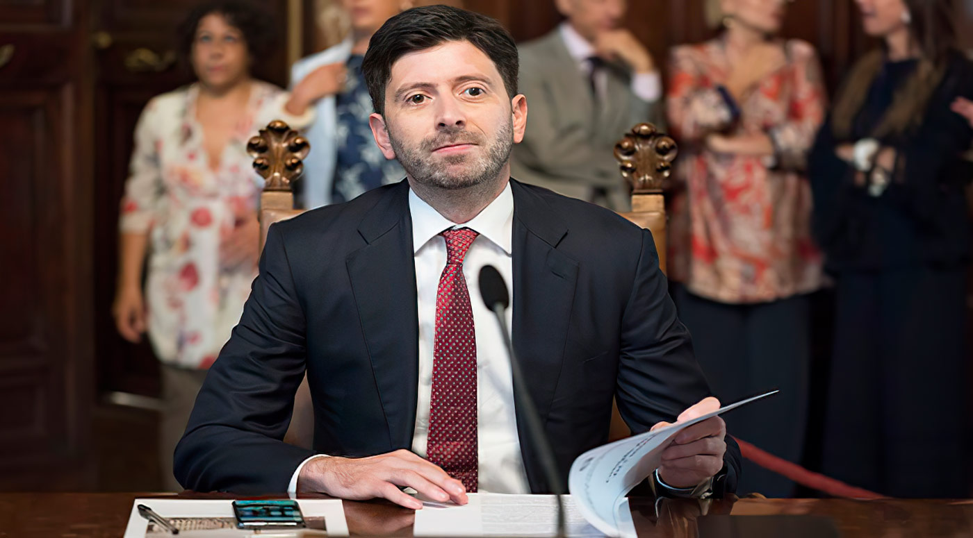 Supuestos errores en la propuesta del Ministro de Salud de Italia para  aumentar los recursos de su departamento reprogramando la recaudación de  impuestos del Juego - AZARplus
