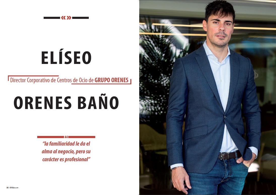 Eliseo Orenes