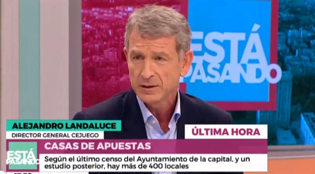 Alejandro Landaluce