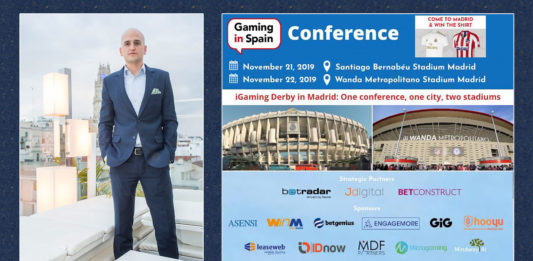 Conferencia Gaming in Spain