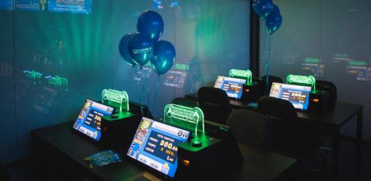 Bingo Electronico Azulred