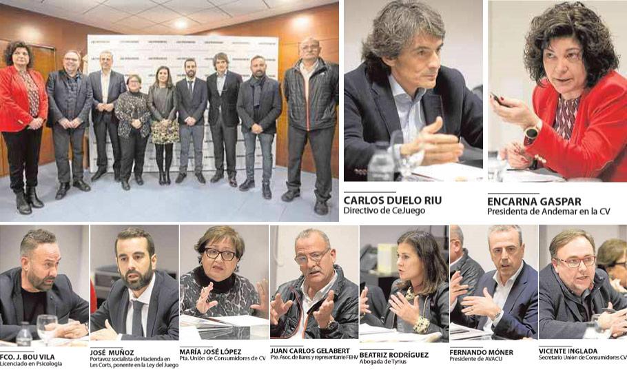 Ley Juego Valencia