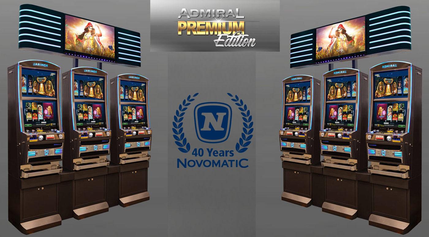 Admiral novomatic win cash casino