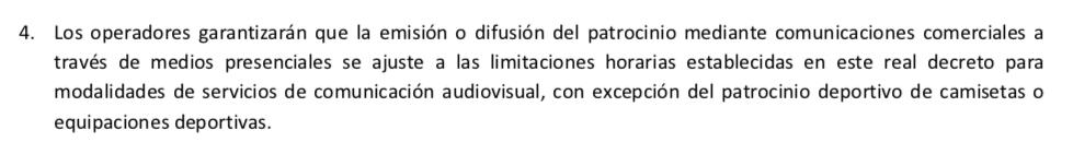 Decreto Publicidad Juego Onlice