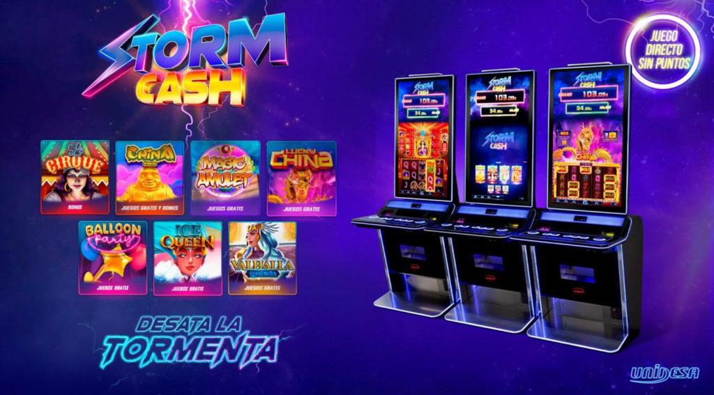 Storm Cash