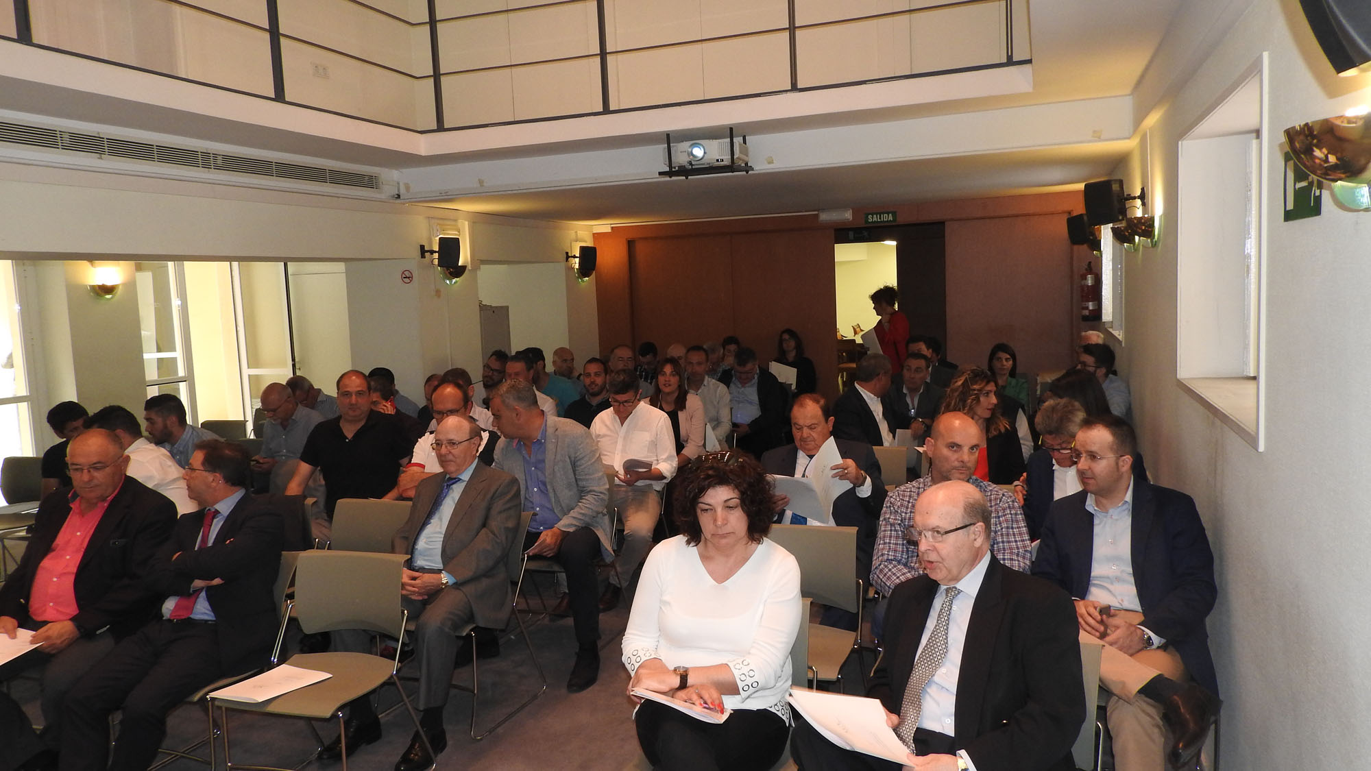 ANDEMAR CV Asamblea General Electoral  001