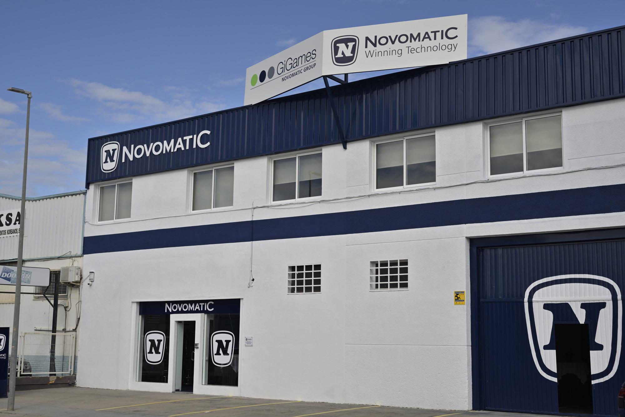 Novomatic GiGames Sede Valencia 001