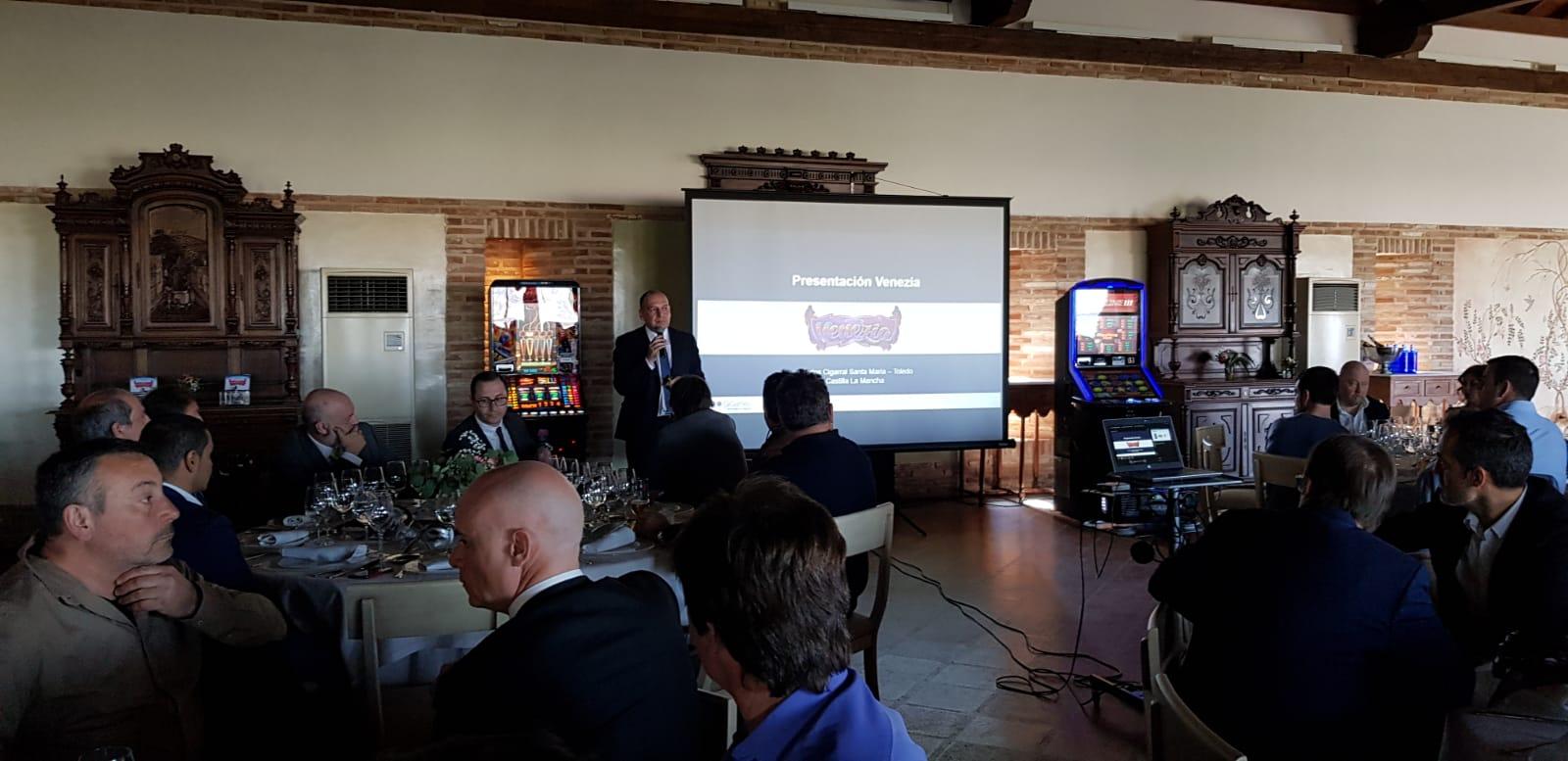 Presentación de VENEZIA en Toledo  01