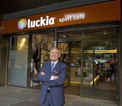 Luckia abre cinco casas de apuestas en dos meses azarplus - Luckia casa de apuestas ...